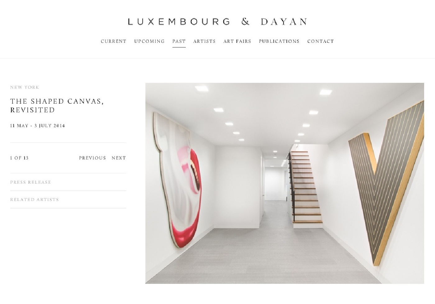 Luxembourg & Dayan