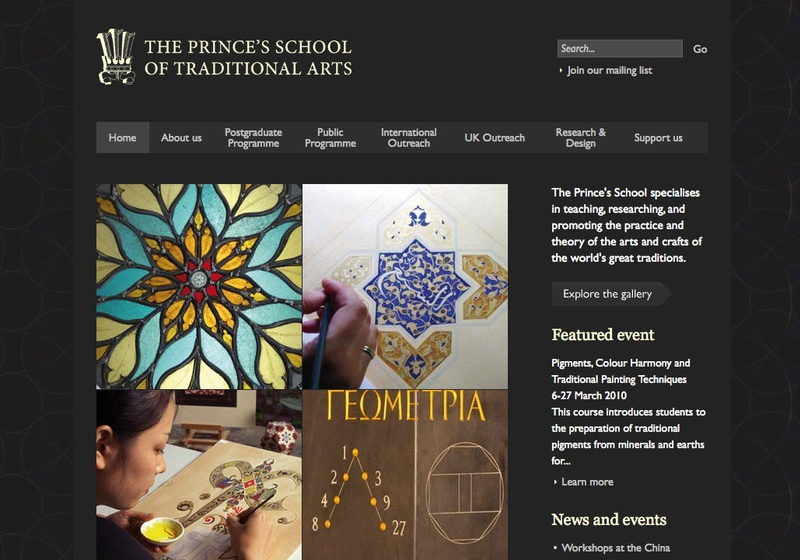 Prince's School of Traditional Arts