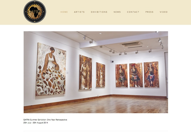 Gallery of African Art